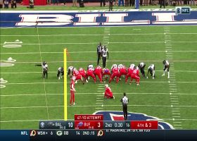 Steven Haushka nails 47-yard field goal