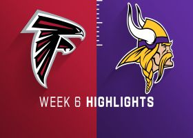 Falcons vs. Vikings highlights | Week 6