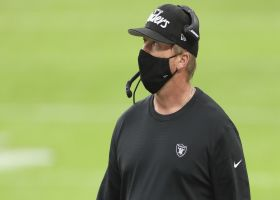 Pelissero: Raiders team interns had to practice amid COVID-19 player absences