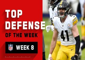 Top defensive plays of the week | Week 8