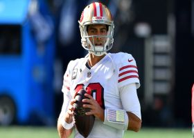 Garafolo: Three possible scenarios for Jimmy Garoppolo's 49ers future