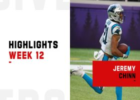 Jeremy Chinn's biggest defensive plays from 2-TD game | Week 12