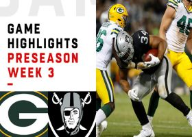 Packers vs. Raiders highlights | Preseason Week 3