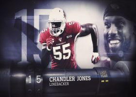 'Top 100 Players of 2020': Chandler Jones | No. 15