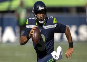 Warner, Irvin break down Russell Wilson's deep ball connection with his WRs