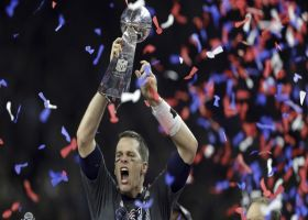 Tom Brady's Top 10 moments with Patriots