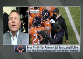 Jeff Joniak reveals 'rising star' on the Bears coaching staff