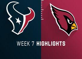 Texans vs. Cardinals highlights   Week 7