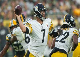 Big Ben passes Marino in all-time pass yards on 30-yard pass to Washington