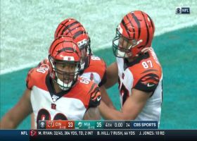 Can't-Miss Play: Eifert high-points Dalton's Hail Mary for TD as time expires