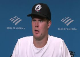 Darnold weighs in on facing, defeating his former team in Week 1