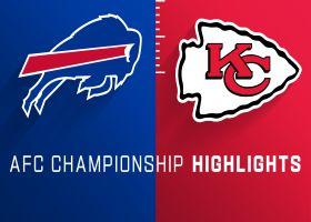 Bills vs. Chiefs highlights | AFC Championship Game