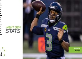 Next Gen Stats: Russell Wilson's deep-passing prowess shining so far in '20