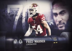 'Top 100 Players of 2020': Fred Warner | No. 70
