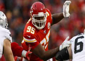 Silver: I don't think Chris Jones will get traded