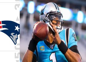 Giardi: Two biggest question marks for Cam in New England