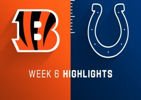 Bengals vs. Colts highlights | Week 6