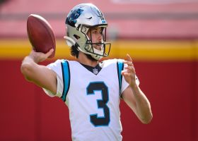 Can't-Miss Play: Panthers execute fake-punt pass to PERFECTION