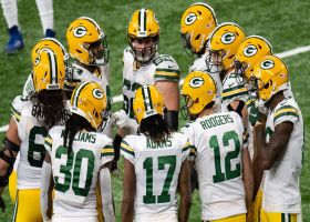 Pelissero: How teammates are reacting to Rodgers' absence at Packers minicamp