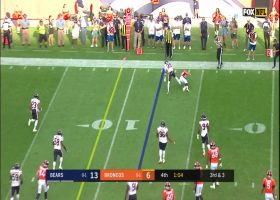 Eddie Jackson goes into overdrive for late pass breakup on Phillip Lindsay