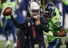 Kyler Murray shows masterful accuracy on 25-yard corner route