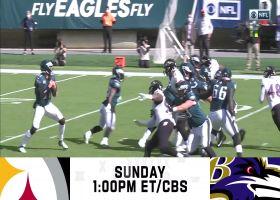 Steelers vs. Ravens preview | Week 8