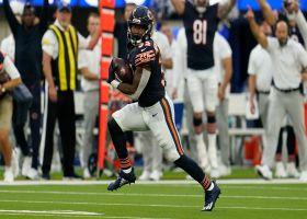 David Montgomery's nifty cutback turns into 41-yard burst