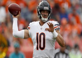 Dales: Two words sources are using to describe Trubisky's 2020 offseason