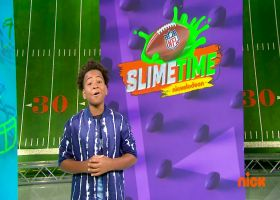 Players rate their favorite, worst pizza toppings | 'NFL Slimetime'