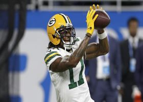 Will Davante Adams be a Top 5 fantasy WR in '20?