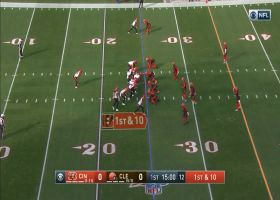 Dalton dissects defenders on 21-yard dart to Boyd