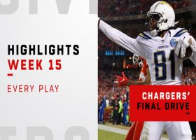 Every play from Chargers' game-winning drive | Week 15