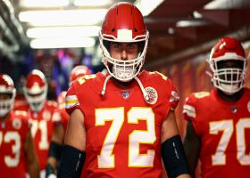 Garafolo: Chiefs have 'two big question marks' at offensive tackle spots