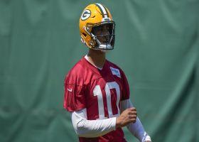 Pelissero offers progress report on Jordan Love in Packers camp