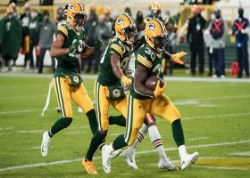 Jamaal Williams resembles avalanche on unstoppable downhill TD