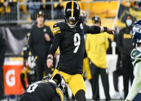Chris Boswell's 37-yard FG gives Steelers walk-off win in OT