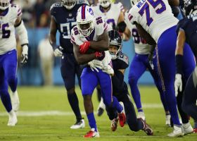 Devin Singletary goes Beast Mode on 14-yard run