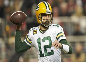 L.T. predicts Rodgers will leave G.B. in one year
