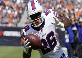 Devin Singletary evades two Bears for fourth-down TD