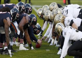 PFF previews Bears-Saints on Super Wild Card Weekend