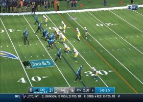 Joey Bosa's third-down sack pushes Panthers out of FG range