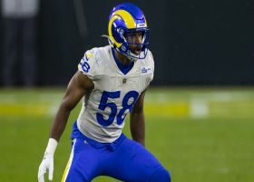 Siciliano reveals the Rams LB who believes in ghosts