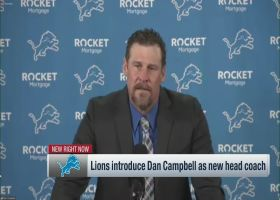 Dan Campbell on Lions' identity: 'We're going to be the last one standing'