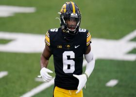 Vikings select Ihmir Smith-Marsette with No. 157 pick in 2021 draft