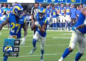 McVay dials up clever play design with two-point conversion