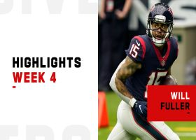 Every Will Fuller catch from 108-yard game | Week 4