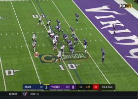 Kentrell Brothers and Stephen Weatherly combine for BIG sack