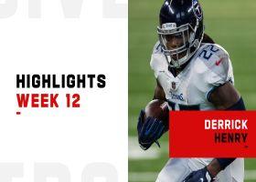Derrick Henry's best runs from 3-TD game | Week 12