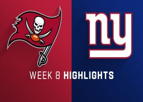 Buccaneers vs. Giants highlights | Week 8
