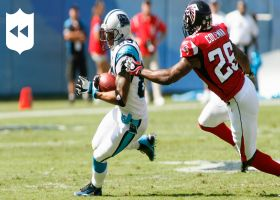 NFL Throwback: Panthers' top 5 plays vs. Falcons